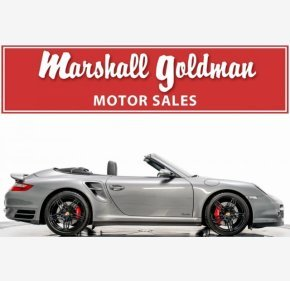 2009 Porsche 911 Turbo Cabriolet for sale 101112495