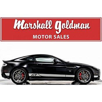 2015 Aston Martin V8 Vantage GT Coupe for sale 101112504