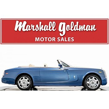 2009 Rolls-Royce Phantom Drophead Coupe for sale 101112507