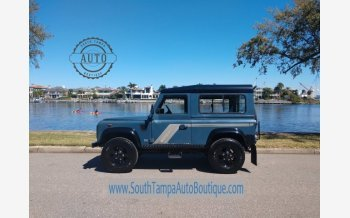1992 Land Rover Defender for sale 101112543