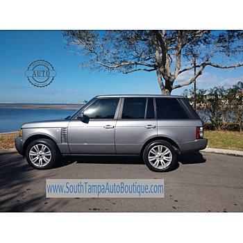 2012 Land Rover Range Rover HSE LUX for sale 101112545