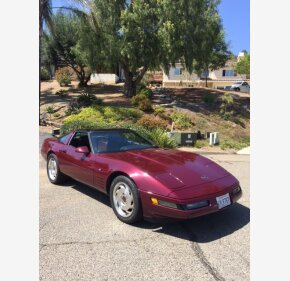 1993 Chevrolet Corvette Coupe for sale 101112730