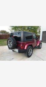 2012 Jeep Wrangler 4WD Sahara for sale 101112931