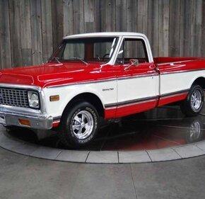 1972 Chevrolet C/K Truck for sale 101112963