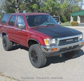 1991 Toyota 4Runner 4WD SR5 for sale 101112986