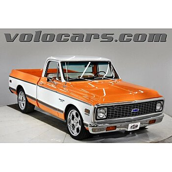 1972 Chevrolet C/K Truck for sale 101113005