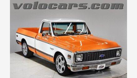 1972 Chevrolet C/K Truck for sale 101113005
