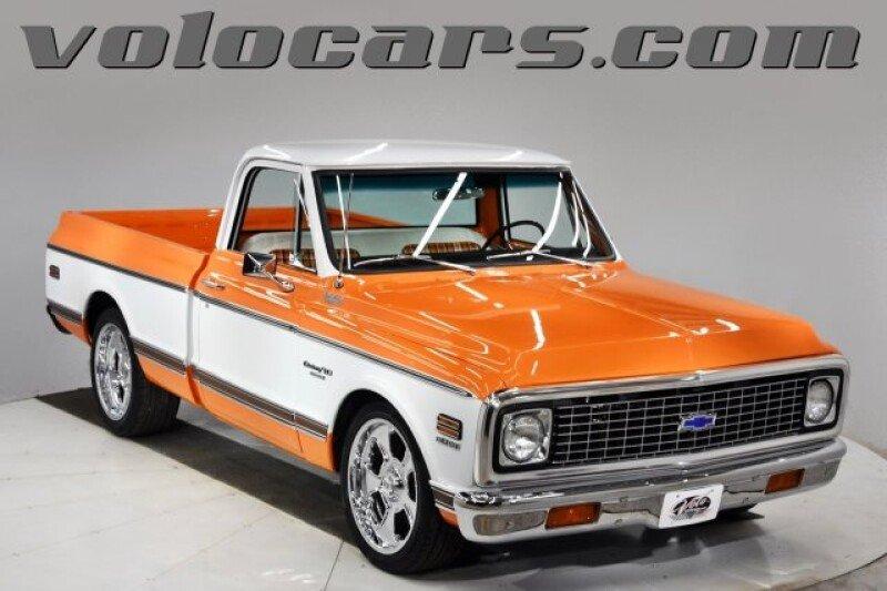 Chevrolet Classic Trucks For Sale Classics On Autotrader