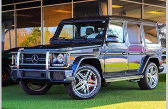 2015 Mercedes-Benz G63 AMG 4MATIC for sale 101113443