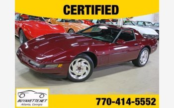 1993 Chevrolet Corvette Convertible for sale 101113449