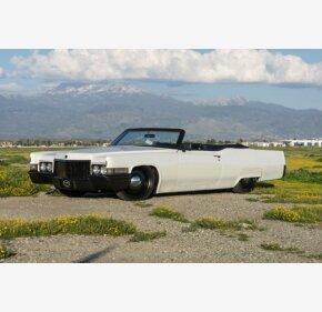 1970 Cadillac De Ville for sale 101113580