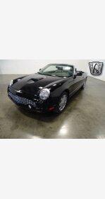 2002 Ford Thunderbird for sale 101113588