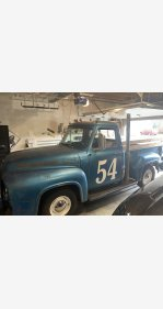 1954 Ford F100 2WD Regular Cab for sale 101113623