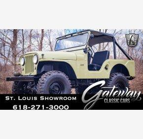 1960 Jeep CJ-5 for sale 101113689