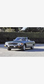 1980 Mercedes-Benz 450SL for sale 101113718