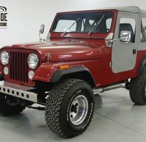 1981 Jeep CJ 7 for sale 101113830