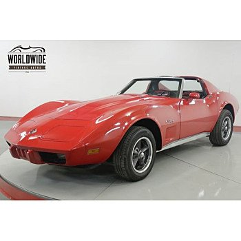 1975 Chevrolet Corvette for sale 101113833