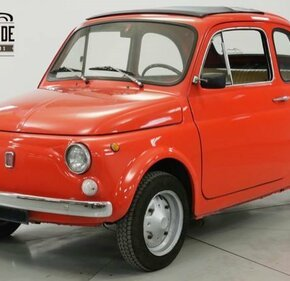 1969 FIAT 500 for sale 101113834