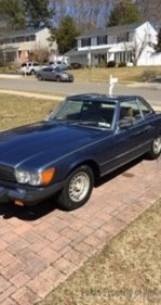 1982 Mercedes-Benz 380SL for sale 101113926