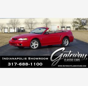 1999 Ford Mustang Cobra Convertible for sale 101113932