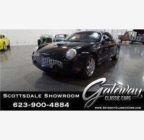 2002 Ford Thunderbird for sale 101113934