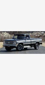 1987 Chevrolet C/K Truck 4x4 Regular Cab 1500 for sale 101113938