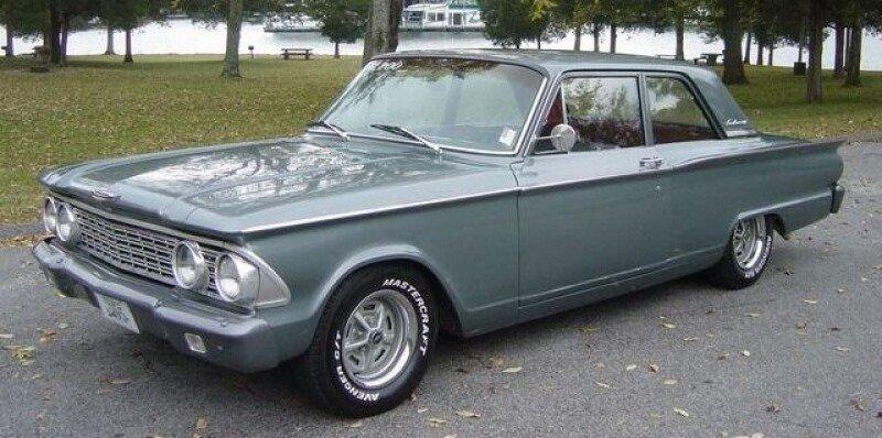 1962 Ford Fairlane Classics for Sale - Classics on Autotrader