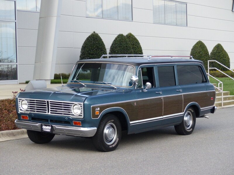international harvester travelall classics for sale - classics on autotrader