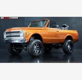 1970 Chevrolet Blazer for sale 101114465