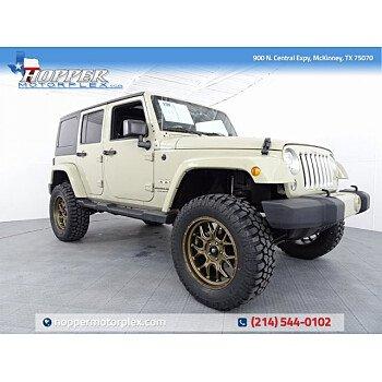 2018 Jeep Wrangler JK 4WD Unlimited Sahara for sale 101114505