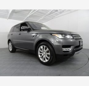 2016 Land Rover Range Rover Sport HSE for sale 101114506