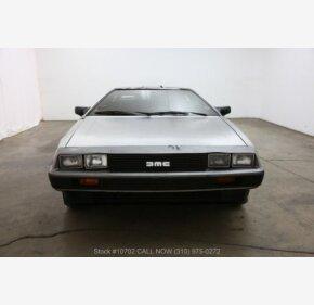 1981 DeLorean DMC-12 for sale 101114557