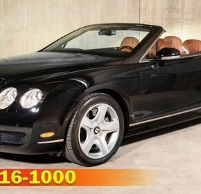 2007 Bentley Continental GTC Convertible for sale 101114585