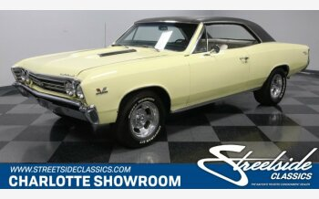 1967 Chevrolet Chevelle SS for sale 101114617