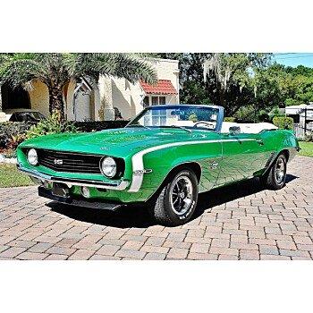 1969 Chevrolet Camaro for sale 101114641