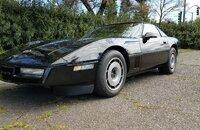 1985 Chevrolet Corvette Coupe for sale 101114649