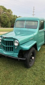 1959 Willys Pickup for sale 101114666