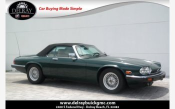 1990 Jaguar XJS V12 Convertible for sale 101114678
