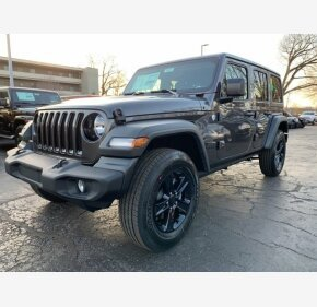 2019 Jeep Wrangler 4WD Unlimited Sport for sale 101114868