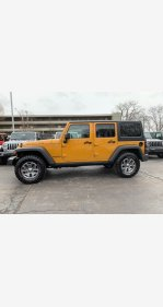 2014 Jeep Wrangler 4WD Unlimited Rubicon for sale 101114870