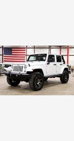 2015 Jeep Wrangler 4WD Unlimited Sahara for sale 101115119