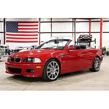 2006 BMW M3 Convertible for sale 101115125