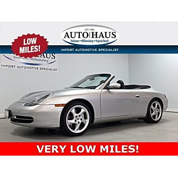2000 Porsche 911 Cabriolet for sale 101115139