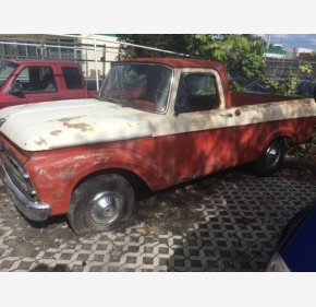 1961 Ford F100 for sale 101115150
