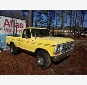1979 Ford F100 for sale 101115224