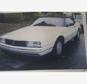 1987 Cadillac Allante for sale 101115228