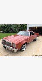 1977 Chevrolet El Camino for sale 101115244