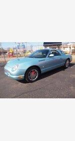 2002 Ford Thunderbird for sale 101115286