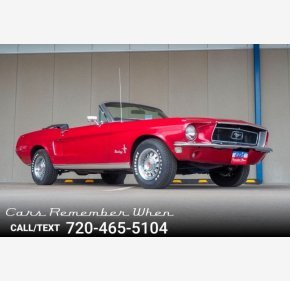 1968 Ford Mustang for sale 101115707