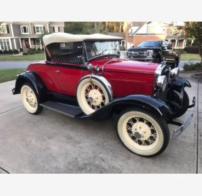 1931 Ford Model A for sale 101115726